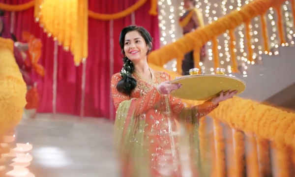 Sunsilk's New TVC Featuring Hania Aamir Will Up your Wedding Fashion