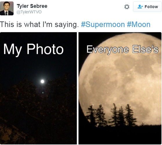 Super Moon Meme