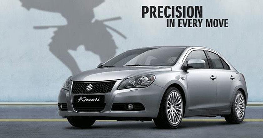Suzuki Kizashi PKR 5 Million Luxury Car Launched in Pakistan