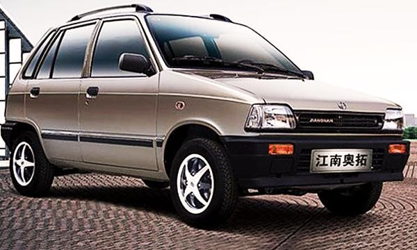 Suzuki Alto Lifespan