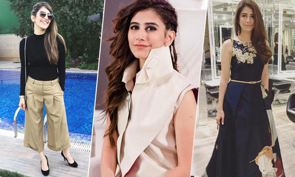 Syra Shahroz #Stylegoals