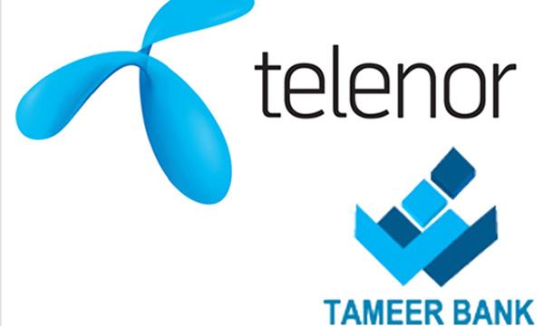telenor acquires tameer bank