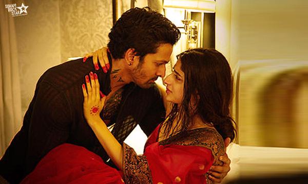 sanam teri kasam movie review mawra hocane steals the