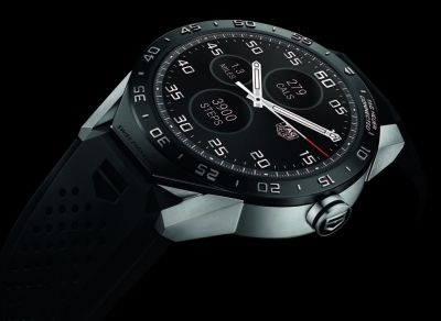 TAG Heuer Unveils Luxury Smart Watch: See Price & Specs