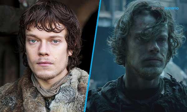 Theon Greyjoy - Season 1 - Now