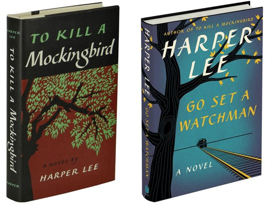 Two novels by the same novelist with the gap of 60 years