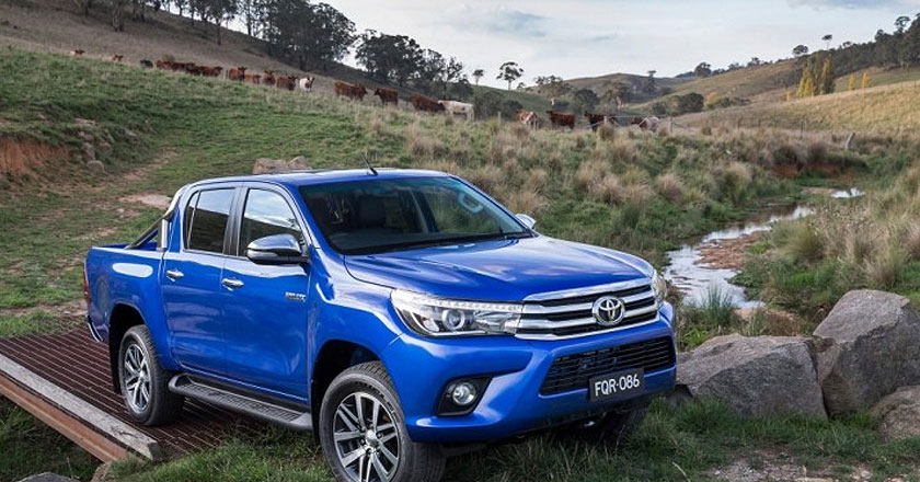 Toyota HiLux 2016: Specifications & Pictures Leaked Online