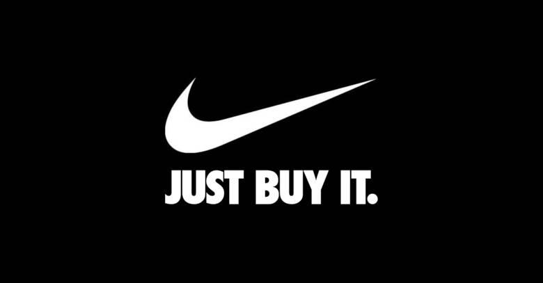 true brand slogan-nike