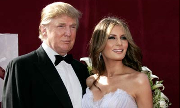 trump-and-wife