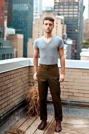tshirt under dress pants