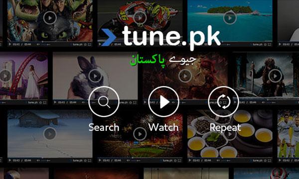 tune.pk
