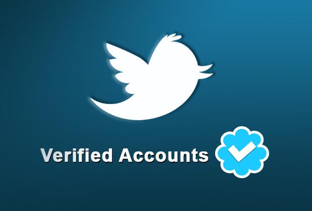 twitter verified blue tick.Brandsynario