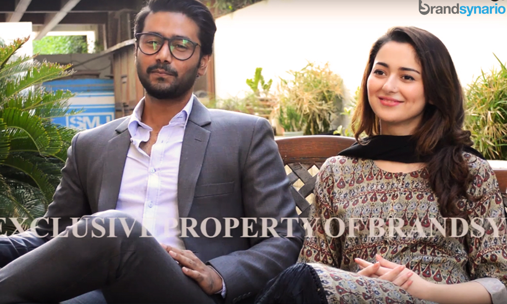 urdu-1-drama-titli-interview-hania-amir-and-ali-abbas