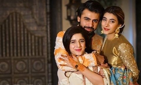 Urwa Hocane Amp Farhan Saeed S Wedding Inside Pictures From The Couple S Qawwali Night