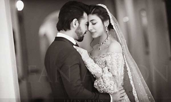 Urwa Hocane & Farhan Saeed's Wedding: Pictures From The