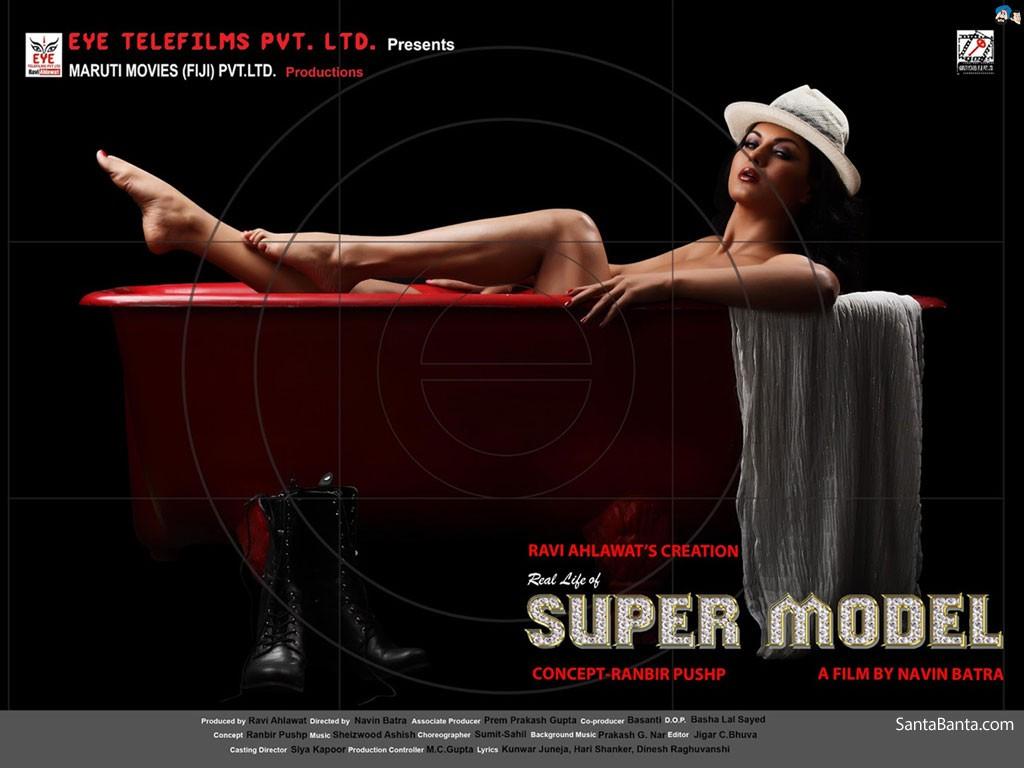 veena malik supermodel movie