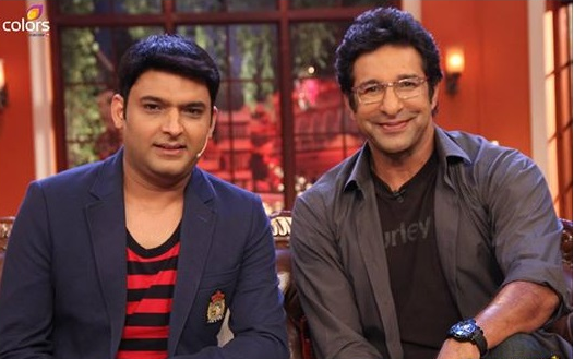 wasim and kapil