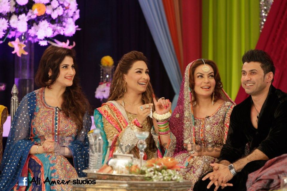 weddings in morning shows