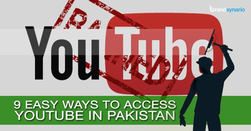 How to Watch & Download YouTube Videos in Pakistan? - Brandsynario