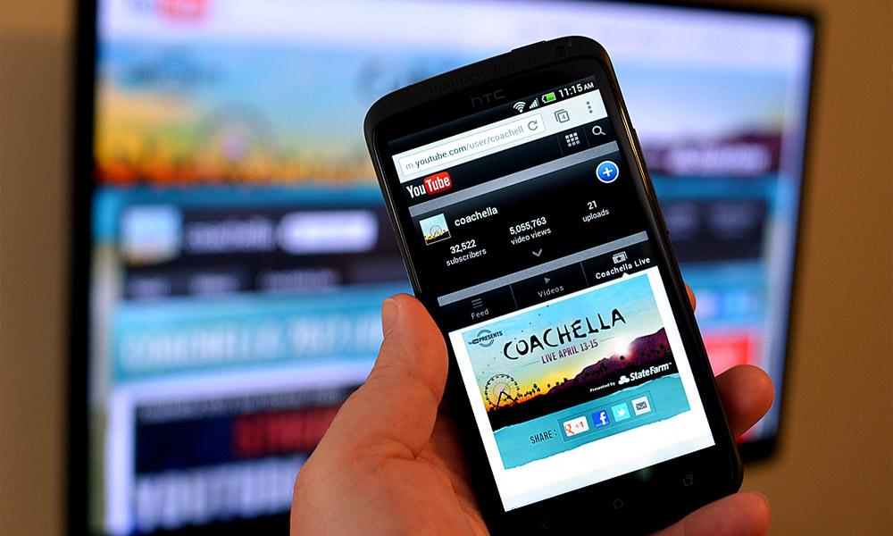 youtube-on-smartphones